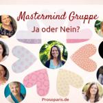 Erfahrungen mit einer Mastermind Gruppe