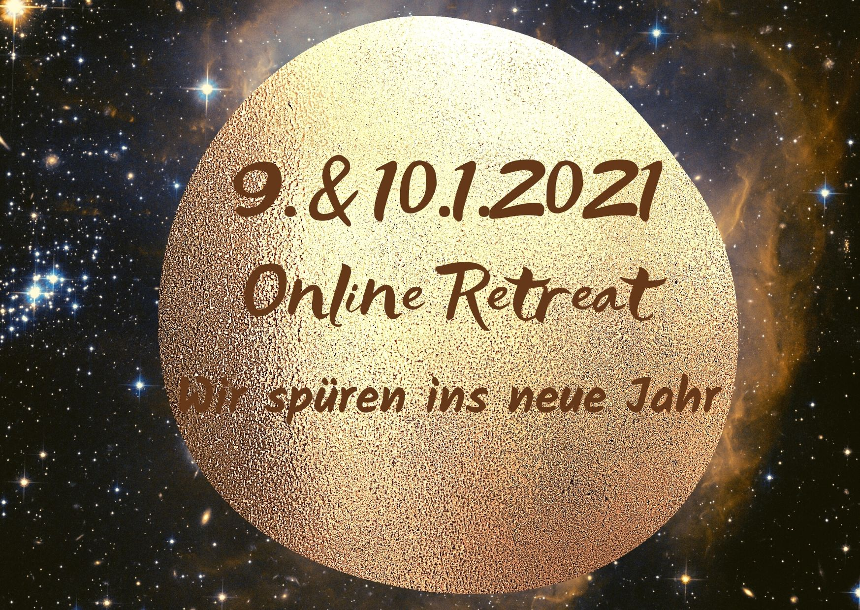 online retreat, theory U. Theorie U. Theorie U Retreat, ins neue Jahr spüren , Petra Prosoparis, serving life